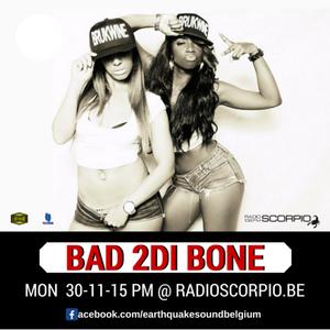 Reggae Dancehall mix - B2DB radio 30-11-15
