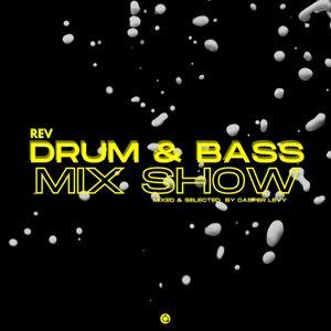Casper Levy REV Drum & Bass Mix Show - 23/01/2021