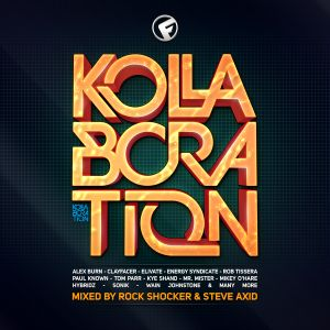 Various Artists - Kollaboration 2012 (Mixed by Rock Shocker & Steve Axid)