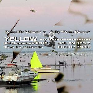 Patte de Velours - Yellow - 2019 09 25