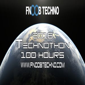 Fnoob Techno Radio Technothon 2016 @ EMIR HAZIR