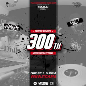 DJ Philly & 210Presents - TracksideBurners Radio Show 300