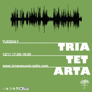 triatetarta radio show @ InnerSound radio on 12/11/2013