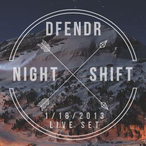 """""""Night Shift"""" - Live PA Set 1/18/2013"""