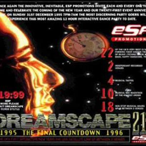 Kenny Ken & MC GQ - Dreamscape 21 'The Final Countdown' - 31.12.95
