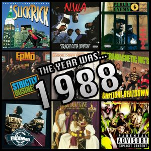 THE YEAR WAS... 1988