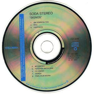 Signos - Soda Stereo