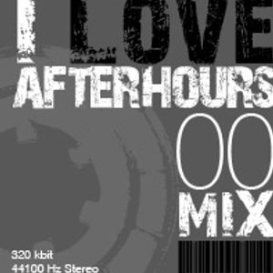 Johnny Haim // I Love Afterhours 00 MIX //