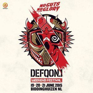 Kevin Kaos @ Defqon.1 Festival 2015