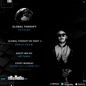 Global Therapy By Deep - J + Guest Mix Hot tuneik