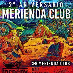 NäiZ - II Aniversario Merienda Club @ Fosbury