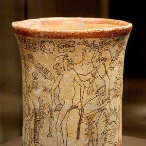 Los vasos-códices mayas