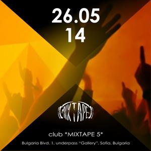 Dido H - PROM HOUSE Live @ *Mixtape 5* /26.05.2014/