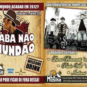 Caba Nao Mundao In La Muzik Mixed By Dj Paulo Vitti