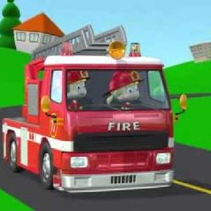 S-1 THROWBACK THURSDAY Presents: DI FIRETRUCK GOING DOWN DI ROAD
