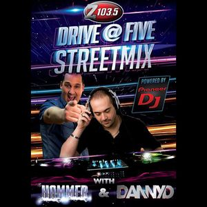DJ Danny D - Drive @ Five Streetmix - May 03 2019 - Live from Wonderland