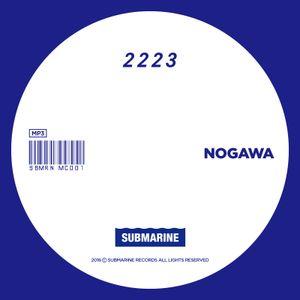 SUBMARINE RECORDS  2223  MIX BY NOGAWA