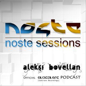 Aleksi Bovellan - Noste Sessions - Episode 117