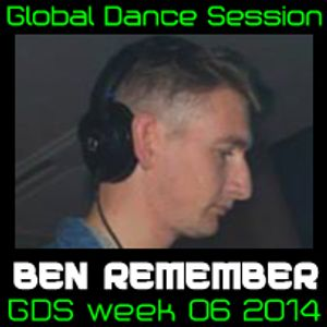 Global Dance Session Week 06 2014 Cheets with Ben Remember