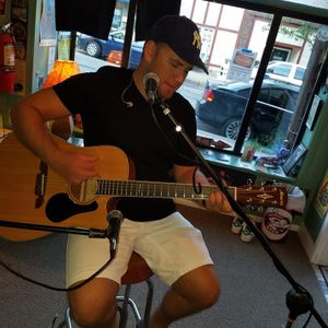 First Friday 8-3-18 with Geoff Doubleday