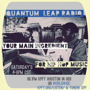 QUANTUM LEAP RADIO: Leap Thirty-Seven (May 20, 2017)