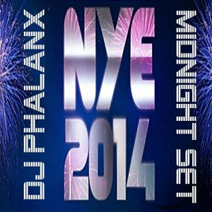 DJ Phalanx - Exclusive New Year´s Eve Party 2014 - Midnight Set (Trance)
