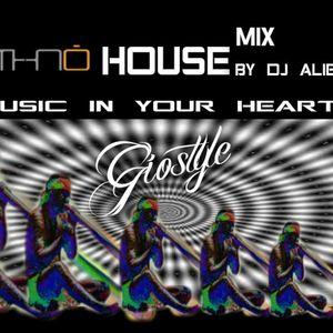 ETHNO HOUSE MIX BY DJ ALIEN G