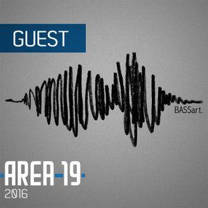BASSart. @ Area19 Podcast [Guest]