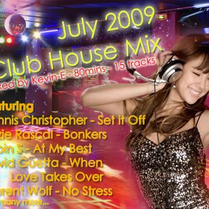Club House Mix - July 2009