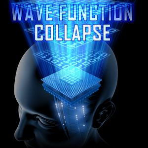Wave Function Collapse (consciousness in a hologram)