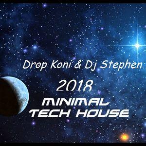 Drop Koni feat Dj.Stephen -Tech - House & Minimal Mix 2018.mp3
