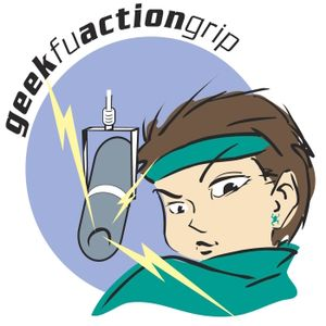 411 iTem 34 - Mur Lafferty from the Geek Fu Action Grip Podcast interview