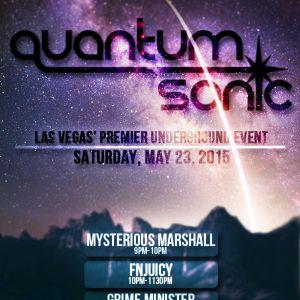 fnjuicy live @Quantum Sonic, Las Vegas, NV 05.23.2015