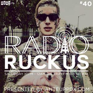 Radio Ruckus Vol. 40 Host Doc Adam