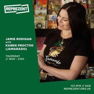 Jamie Rodigan with Karen Proctor (Jamarado) | 9th May 2019
