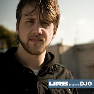 DJ G @ URB Podcast - November 2011