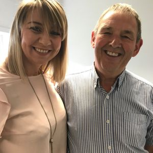 Breakfast w Keith & Ruth 9 May 2018 (guest Anna-Marie Knipe, S. Ribble Dementia Action Alliance)