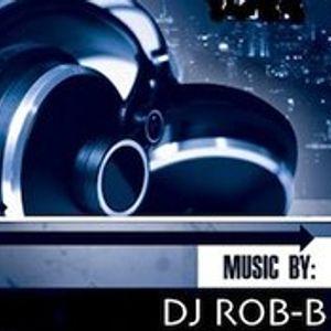DJ Rob-B live DJ set - Party Starter - 918 mixtapes Vol 1 (House 2012)