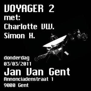 VOYAGER 3 - Simon Hold