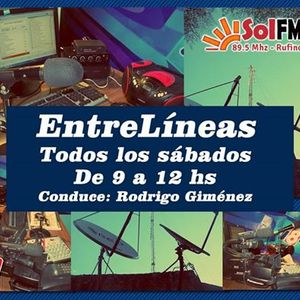 ENTRELINEAS - 9 de Juiio de 2016 - 1ra. parte