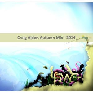 Craig Alder - Autumn Mix - 2014