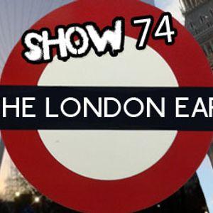 The London Ear on RTÉ 2XM // Show 74 // April 1 2015