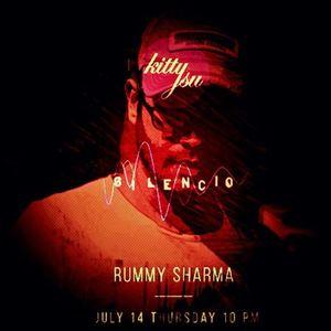 Rummy sharma at  Kitty Su New Delhi..