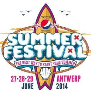 Martin Garrix - live at Summer Festival 2014, Antwerpen - 28-Jun-2014