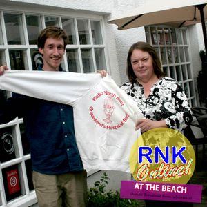Leon Gower & Sharon Bickerstaff - RNK Outside Broadcast from Whitstable