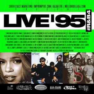 LIVE '95 #R&B4