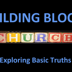 Building Blocks Part 5- Church