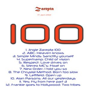 Zarepta No 100 Great jubilee with favourits