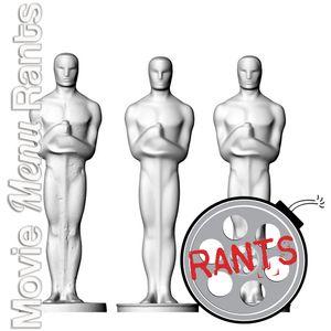 Movie Menu Rants #OscarsSoWhite