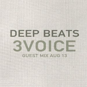 Deep Beats guestmix Aug13 / 3VOICE - Untitled